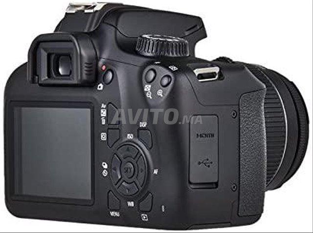 Canon EOS 4000D Appareil Photo Objet EF-S 18-55mm - 6