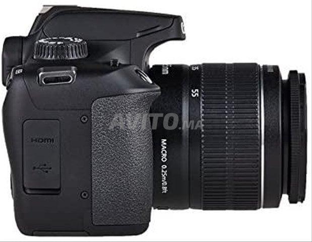 Canon EOS 4000D Appareil Photo Objet EF-S 18-55mm - 3