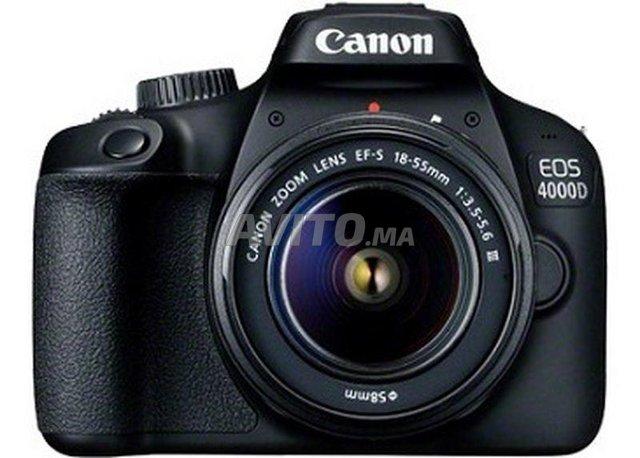 Canon EOS 4000D Appareil Photo Objet EF-S 18-55mm - 2