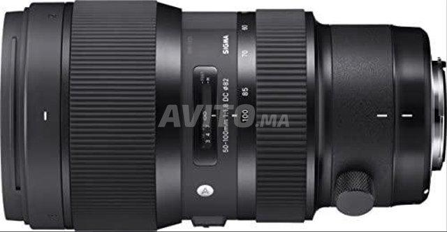 Sigma Objectif 50-100mm F1 8 DC HSM ART Canon   - 2