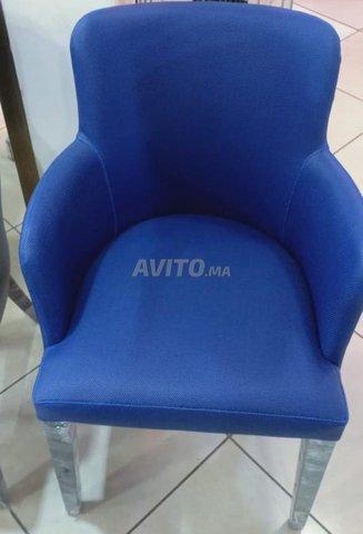 Chaise et table café - 4