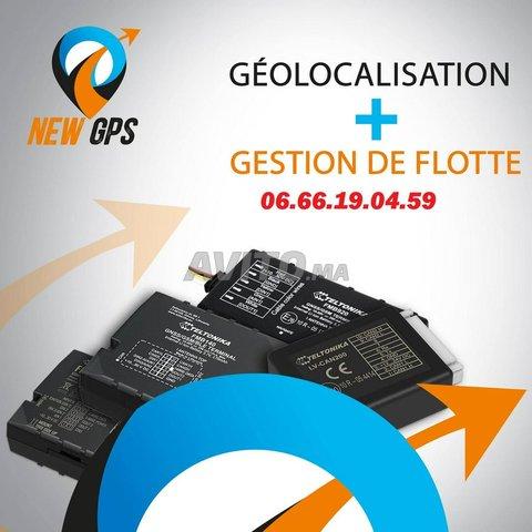 Géolocalisation Gps - 2