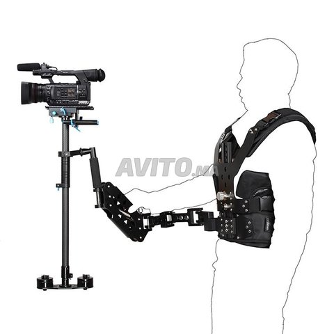 B2 Gilet et bras stabilisateur  d'appareil photo - 3
