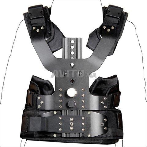 B2 Gilet et bras stabilisateur  d'appareil photo - 1