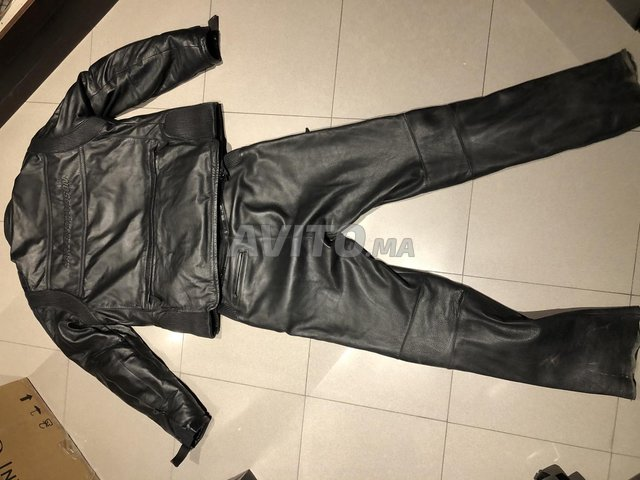 Harley Davidson Blouson Pantalon Vetements A Kenitra Avito Ma 44365650