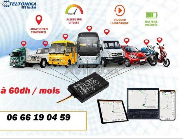 GPS TRACKING - 8