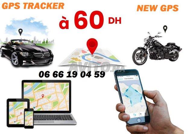 GPS TRACKING - 7