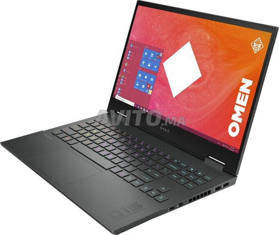 HP OMEN 4800H RTX 2060 16 Gb 512 nvme NEUF - 2