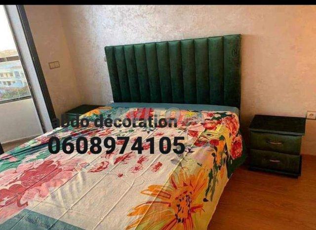 غرف النوم لشخصين 140/190 - 4