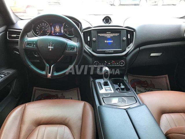 Maserati Ghibli W Maroc Diesel - 2