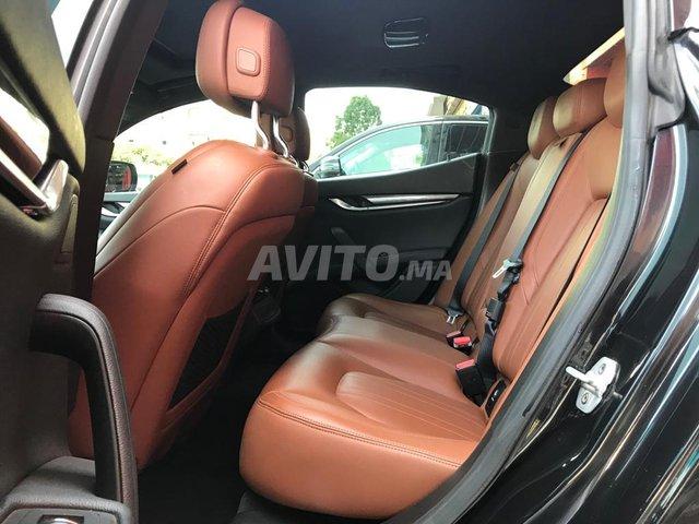 Maserati Ghibli W Maroc Diesel - 8