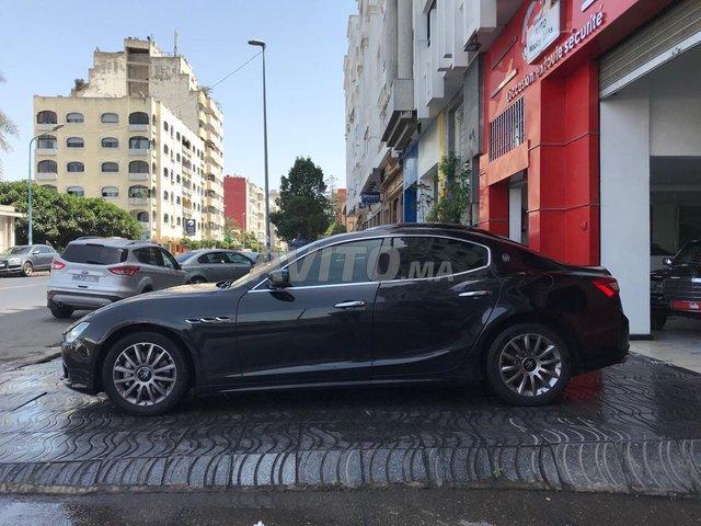 Maserati Ghibli W Maroc Diesel - 6