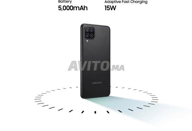Galaxy A12 Black - 3