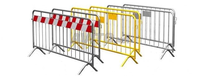 Barrière de chantier - 1