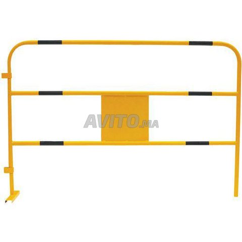 Barrière de chantier - 2