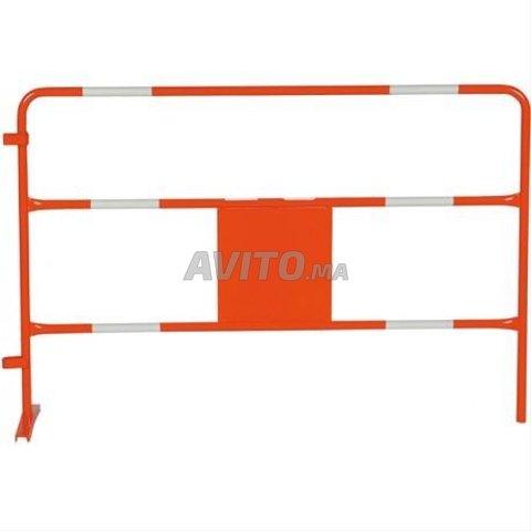 Barrière de chantier - 4