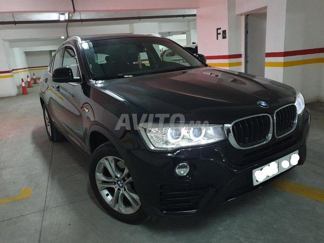 BMW X4 première main 20d Xdrive - 1