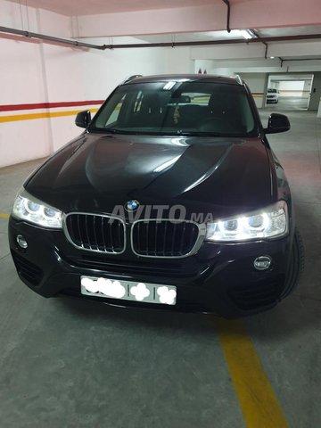 BMW X4 première main 20d Xdrive - 2