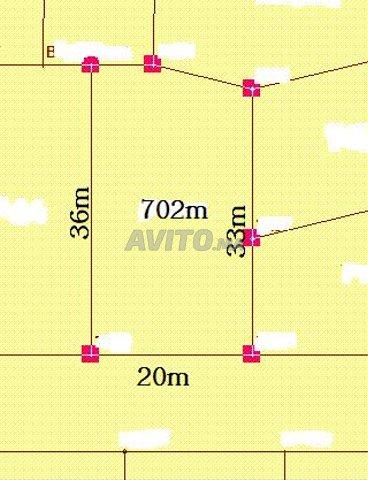Terrain zone imm R plus 3 à lbatha riviera - 1