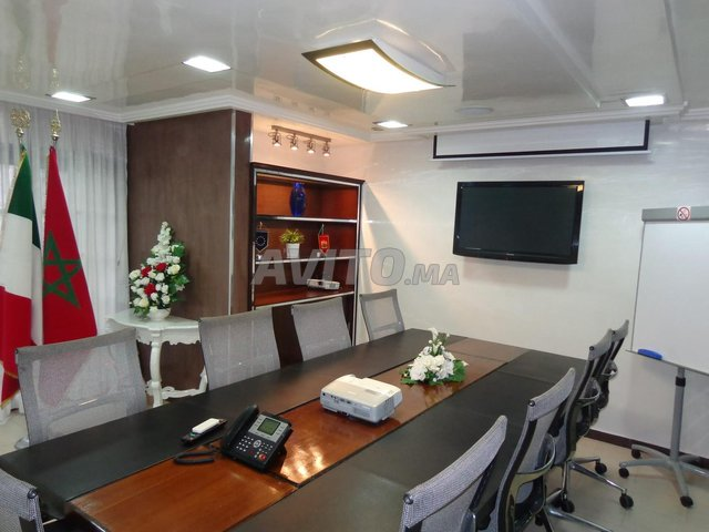 Bureau et plateau en Vente à Casablanca - 2