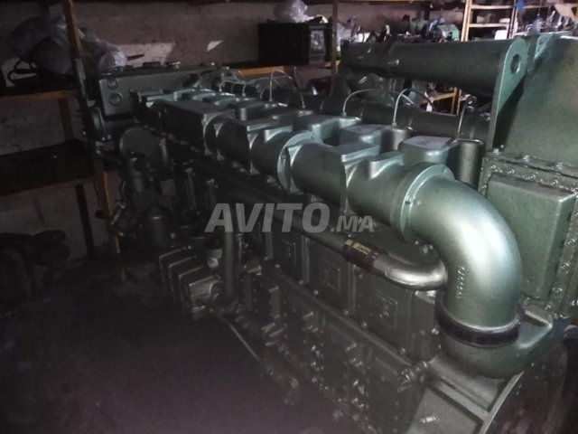 moteur marin  - 5