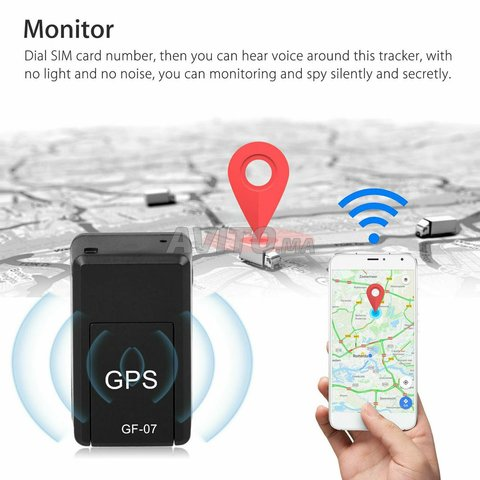Gf07 mini gps tracker et enregistreur vocale - 4