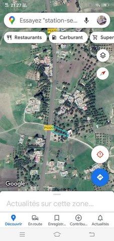 Terrain et ferme en Vente à Taounate - 2