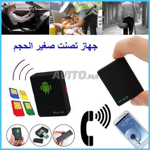 Mini Micro cachée A8 pour ecouter et espionner  - 1