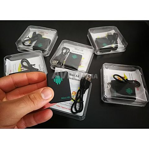 Mini Micro cachée A8 pour ecouter et espionner  - 4