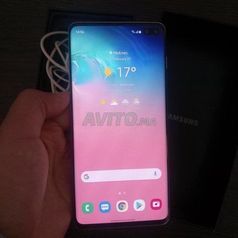 Samsung S10 plus 128Go 8 Ram bla boite dyalo - 2