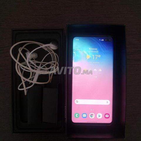 Samsung S10 plus 128Go 8 Ram bla boite dyalo - 3