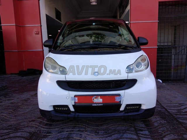 Smart ForTwo Essence - 1