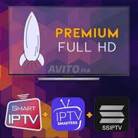 IPTV  SD/HD/FHD/UHVC اشتراك  ولا في الاحلام - 1