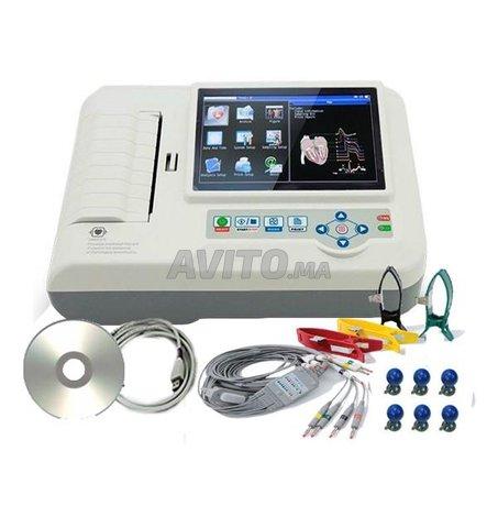ECG Electrocardiographe neufs très bon prix - 1
