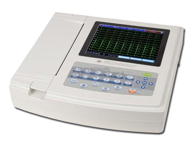 ECG Electrocardiographe neufs très bon prix - 2