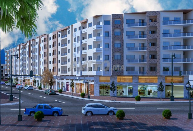 Bel appartement 92 m² avec piscine à Guéliz - 3