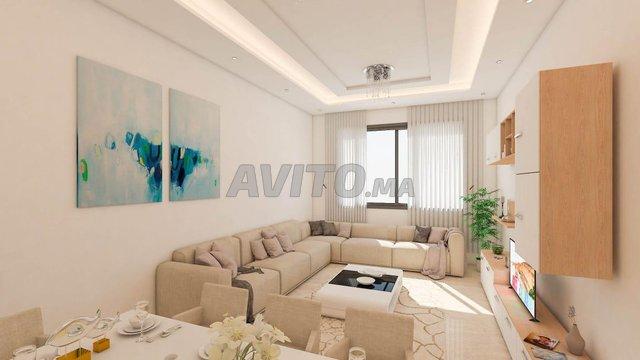 Bel appartement 92 m² avec piscine à Guéliz - 6