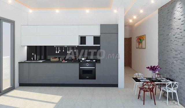 Bel appartement 92 m² avec piscine à Guéliz - 7