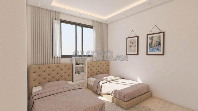Bel appartement 92 m² avec piscine à Guéliz - 5