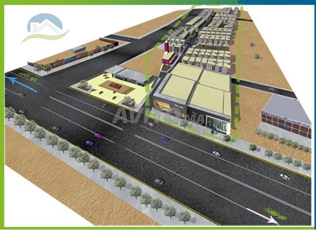 terrain habitat commercial à Tiznit avec facilité  - 2
