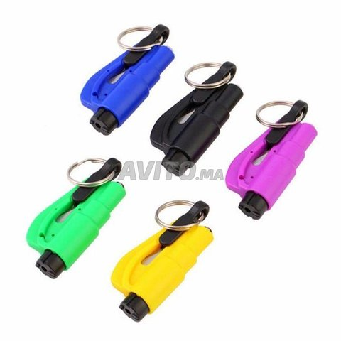 Outil de secoure Coupe ceinture - 4