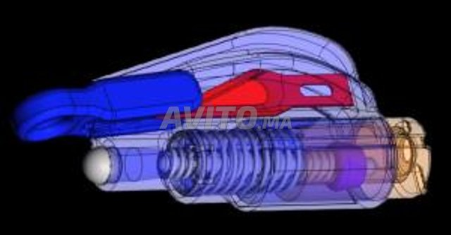 Outil de secoure Coupe ceinture - 3