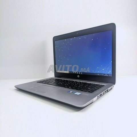 PC Portable HP Elitebook 840 G3 - i5-6éme - 1