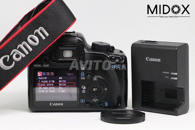 Canon 1000D 18-55mm MAGASIN Midox SHOP - 3