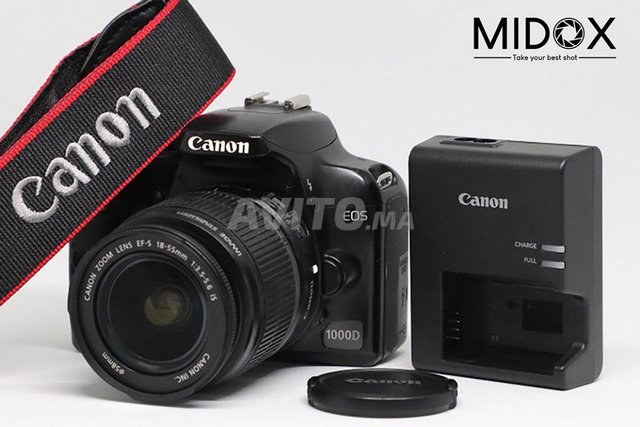 Canon 1000D 18-55mm MAGASIN Midox SHOP - 2