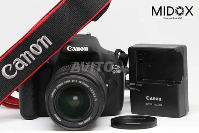 Canon 1200D 18-55mm Promotion MAGASIN Midox SHOP - 1