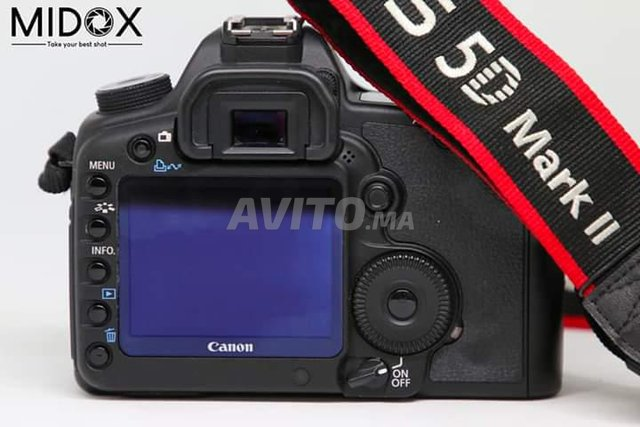 Canon 5D mark ii Promotion MAGASIN Midox SHOP - 2
