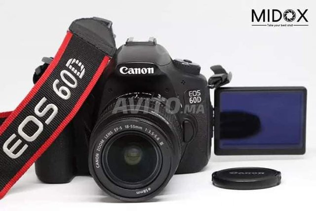 Canon 60D 18-55mm Promotion MAGASIN Midox SHOP - 1