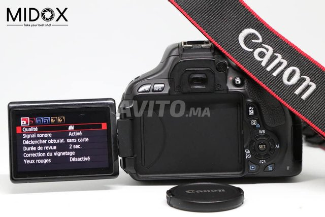 Canon 600D Promotion 18-55mm MAGASIN Midox SHOP - 2