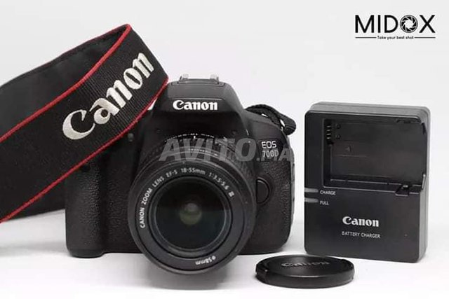 Canon 700D 18-55mm PROMOTION MAGASIN Midox SHOP - 2